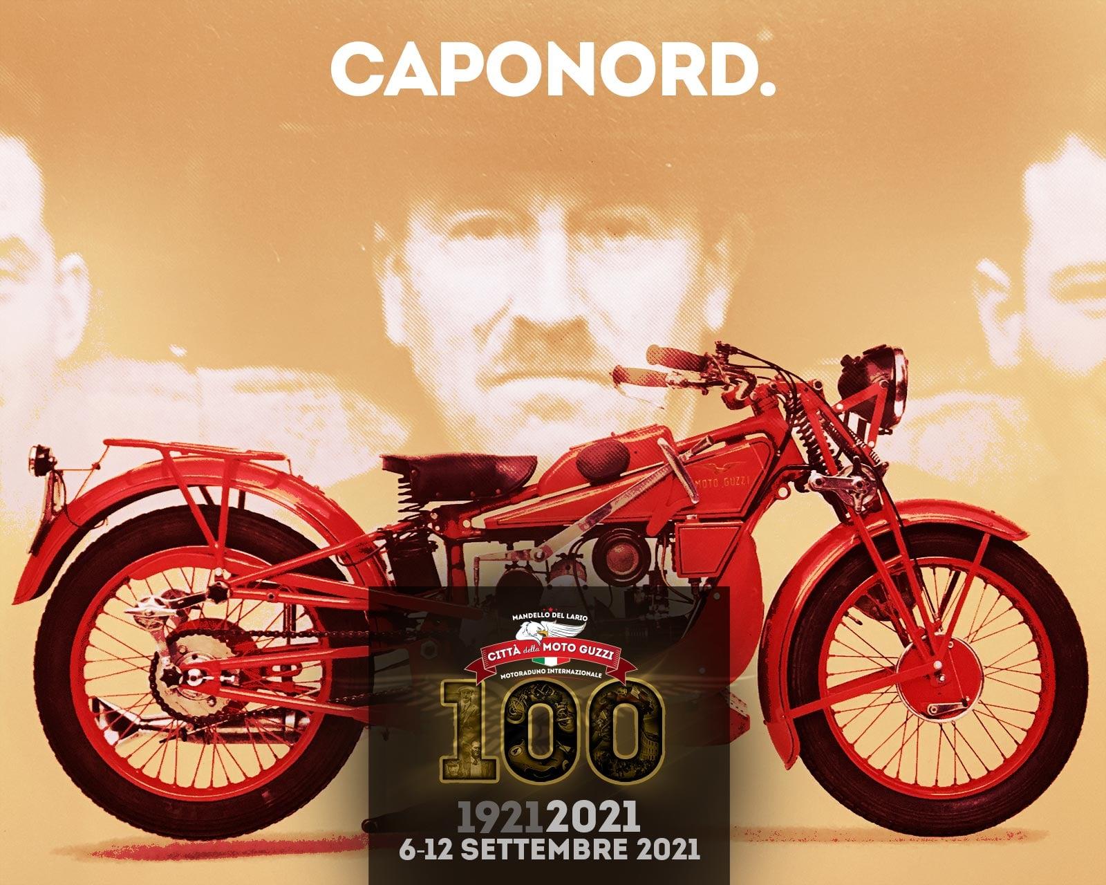 Moto Guzzi Norge Caponord